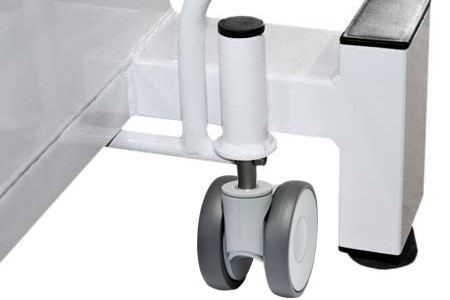 Retractable casters (EUR 83,33)